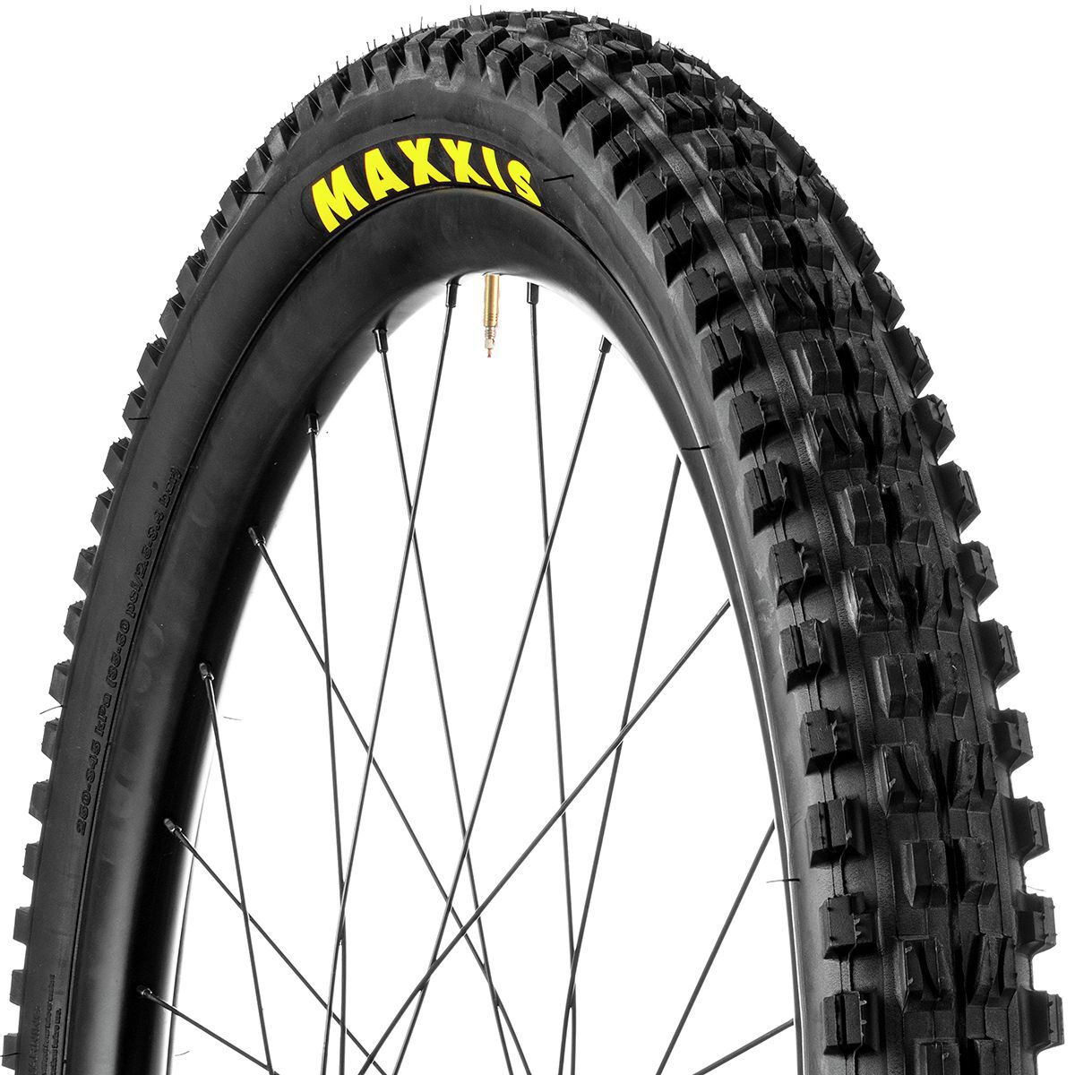 24in Maxxis Minion DHF 3C//EXO//TR Tire