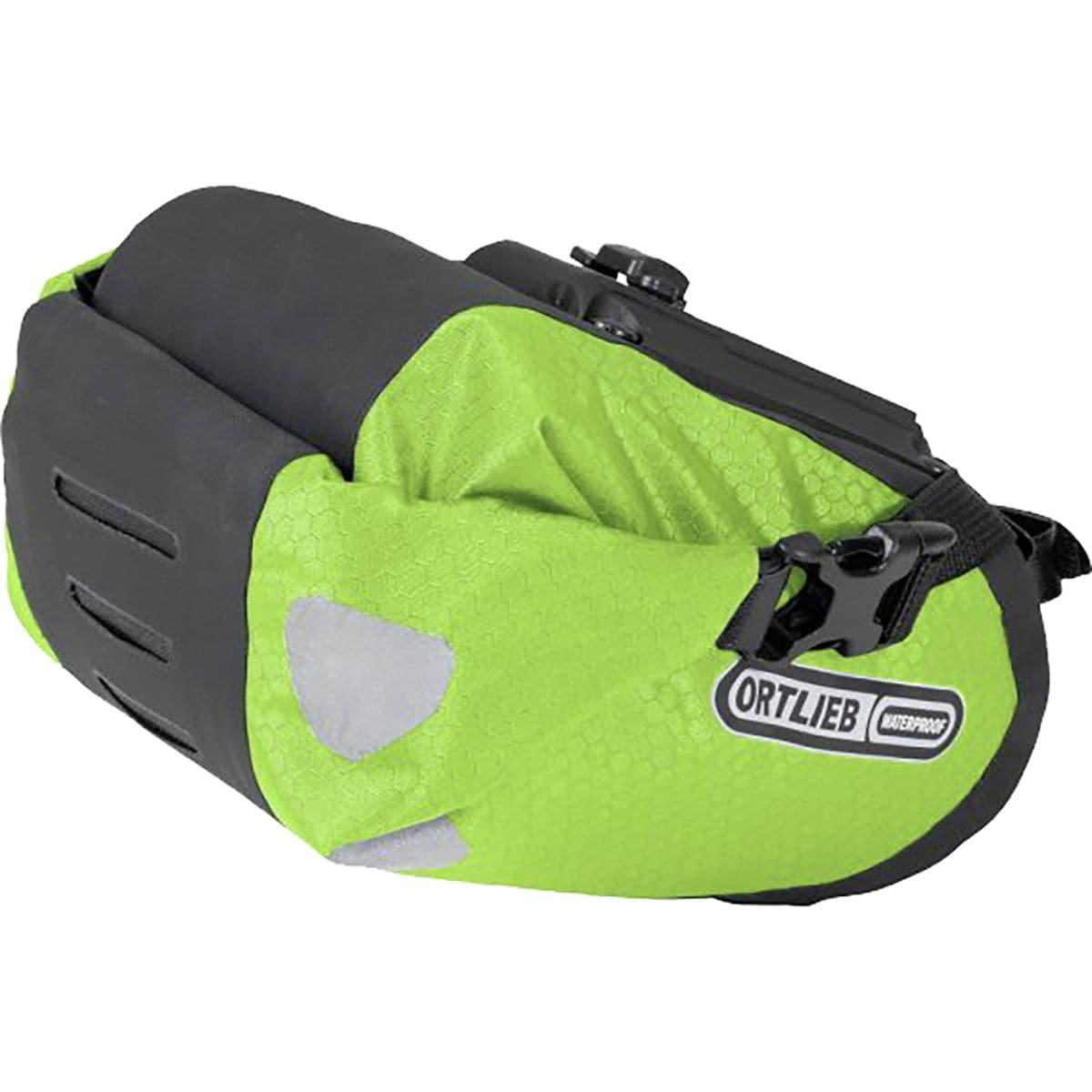 Ortlieb Medium Saddle Bag Signal Red//Black