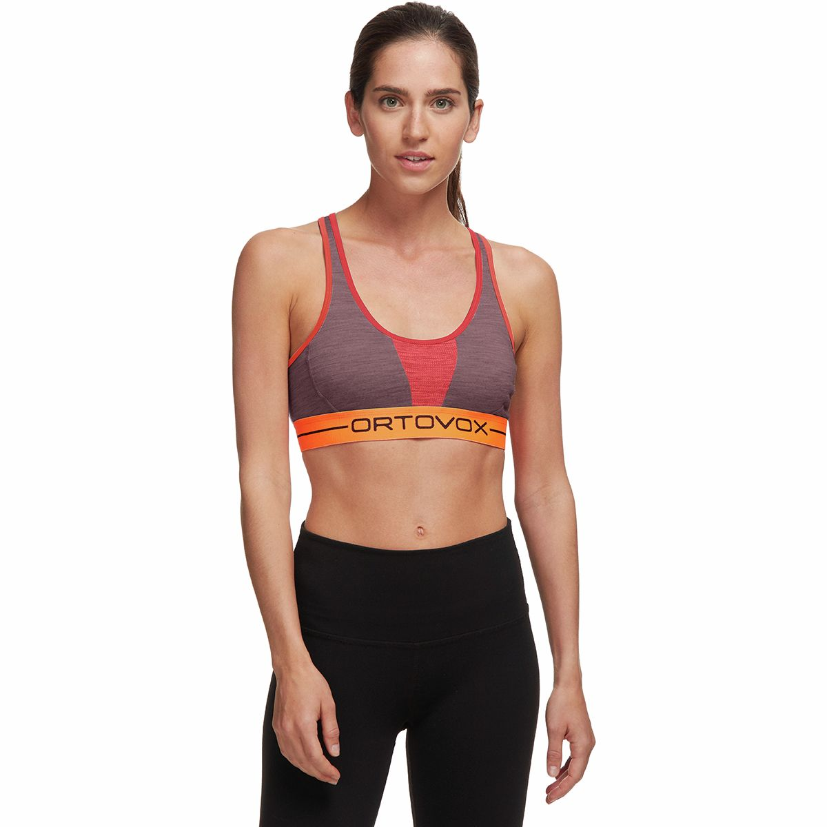 Ortovox 185 Merino Rock N Wool Sports Bra Women S Backcountry Com