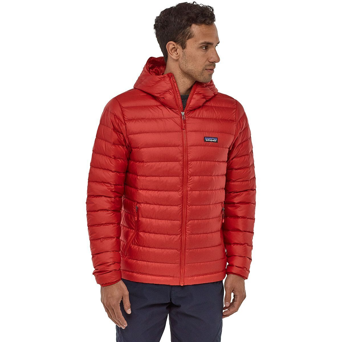 Patagonia Down Sweater Hooded Jacket Men's |