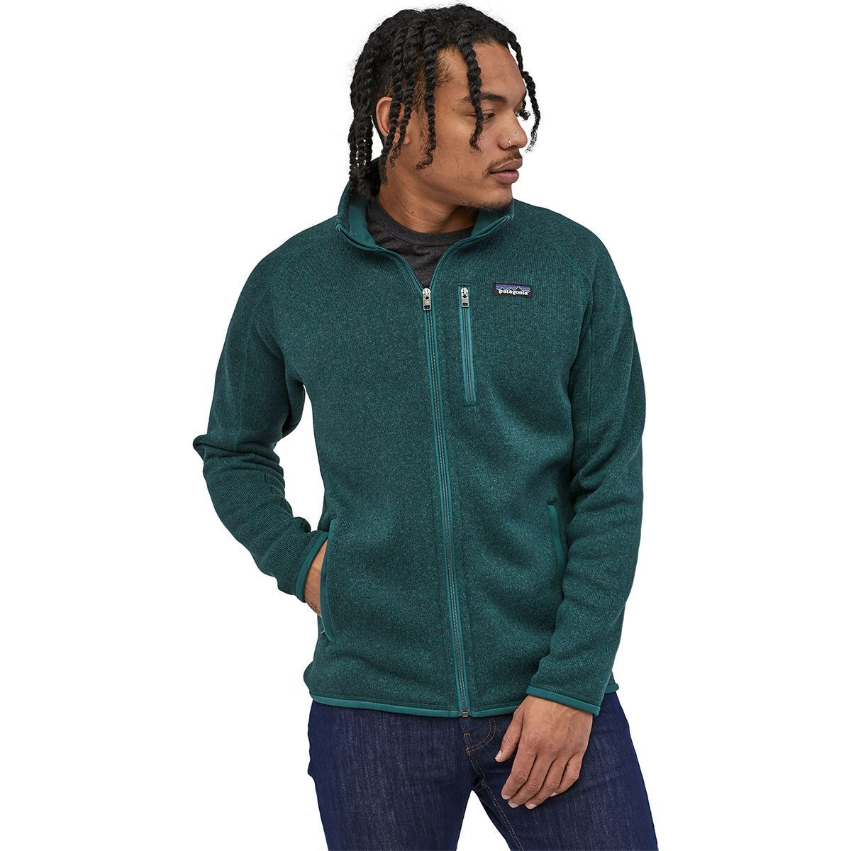 giacca Uomo PATAGONIA Ms Lw Better Sweater Jkt