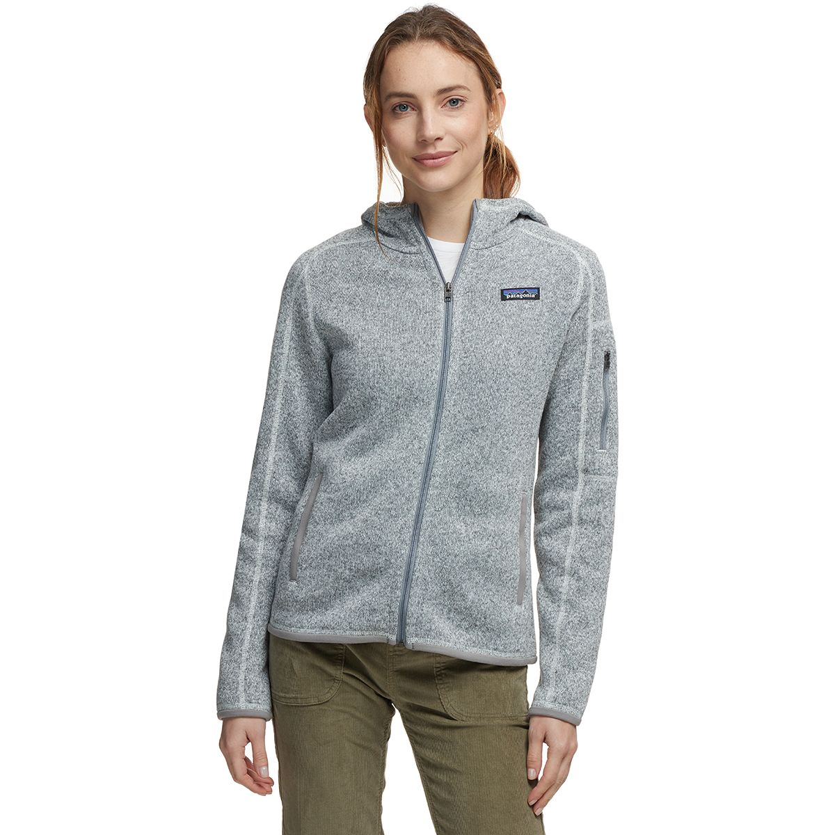 Patagonia Better Sweater Full Zip Hooded Jacket Women's