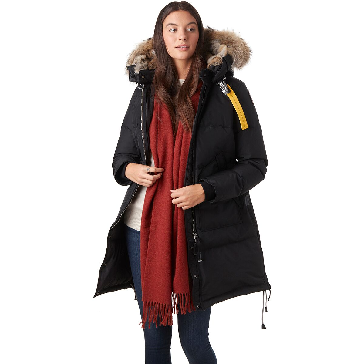 best sneakers 3c378 20393 Parajumpers Long Bear Down Jacket - Women's | Backcountry.com