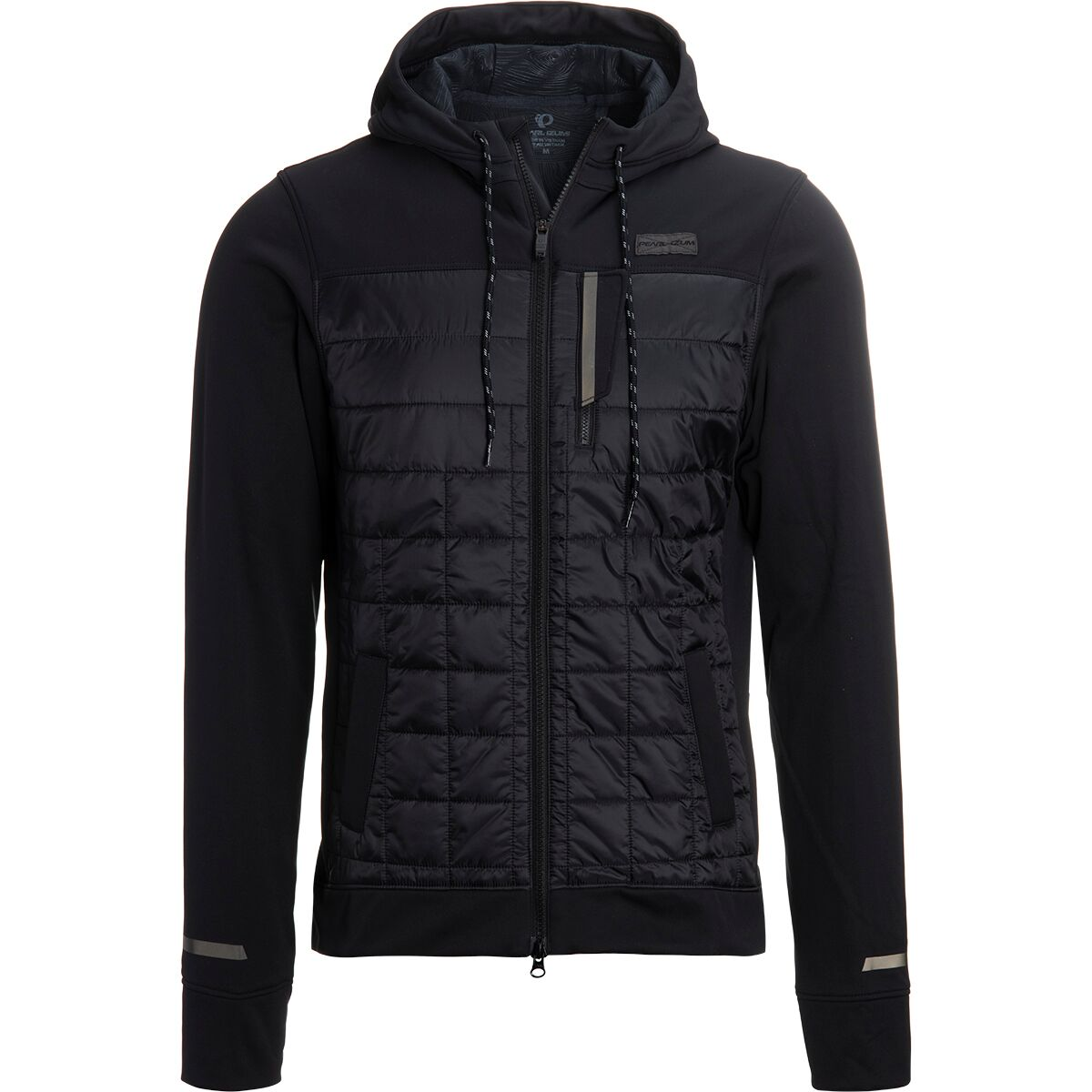 For Men Insulated Pearl Izumi Versa Quilted PrimaLoft® Hoodie