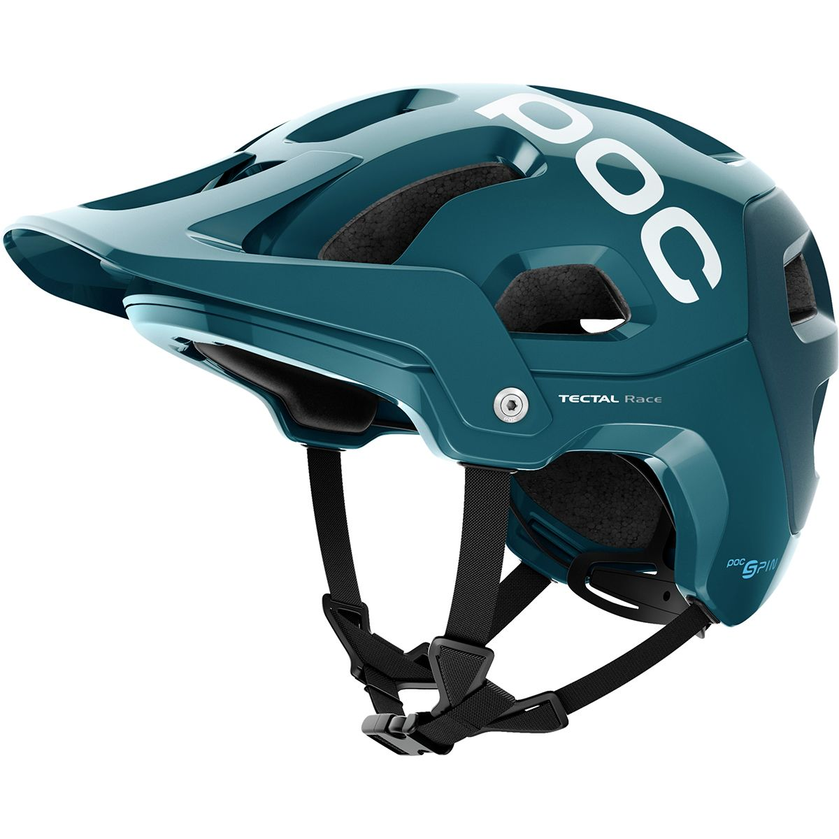 POC - Tectal Race Spin Helmet - Antimony Blue
