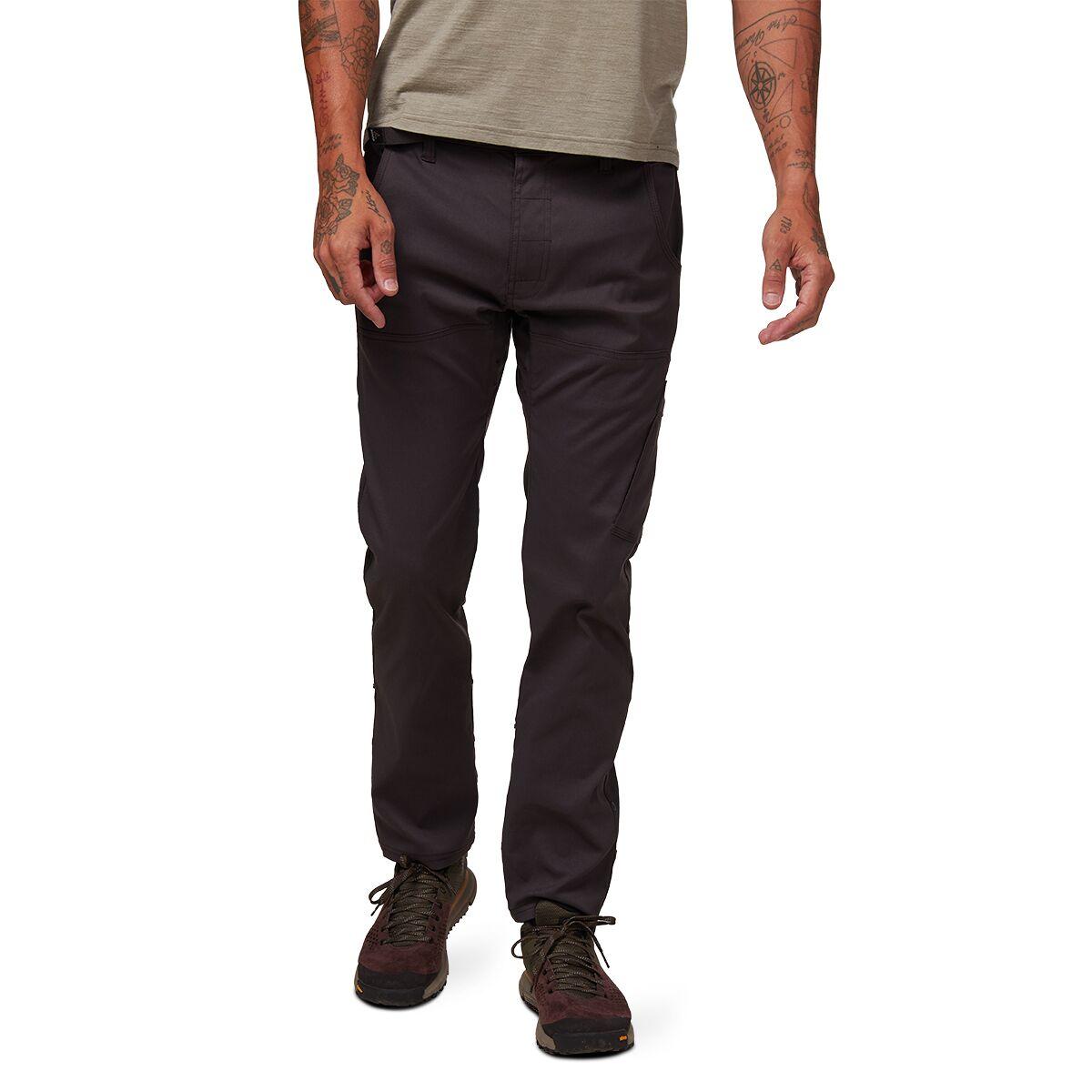 prAna STRETCH ZION PANT STRAIGHT FIT CHARC MEN/'S PANTS SIZES M43183-CHARC
