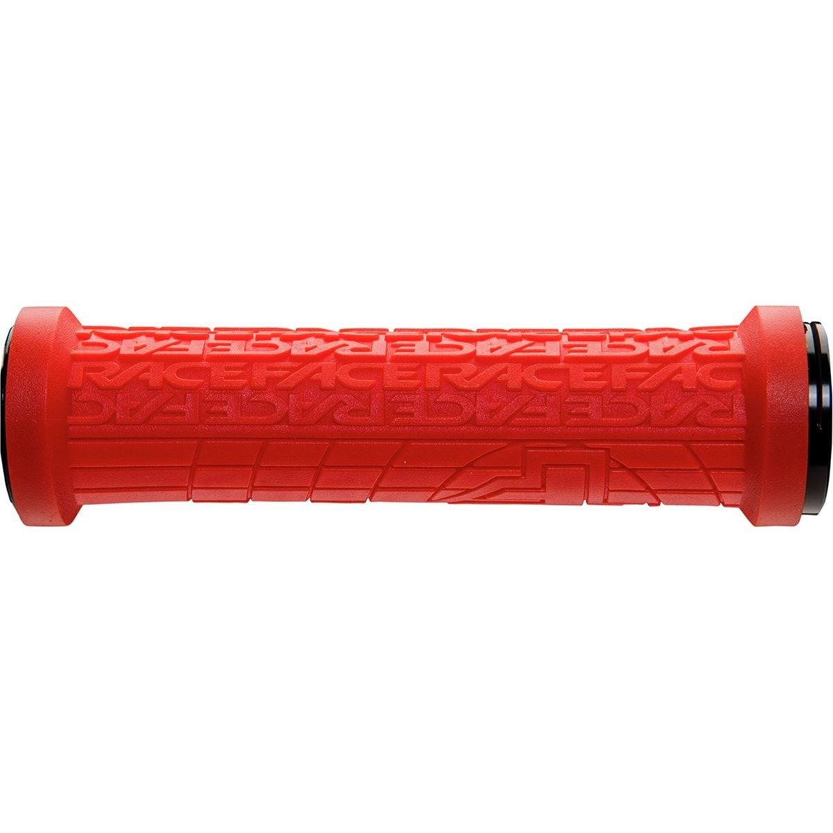 RaceFace Grippler 30mm Lock-On Grip Red