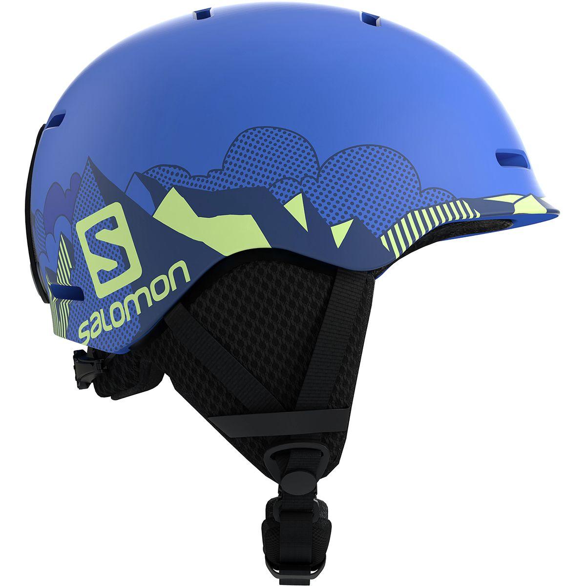Salomon Grom Helmet Kinder flame