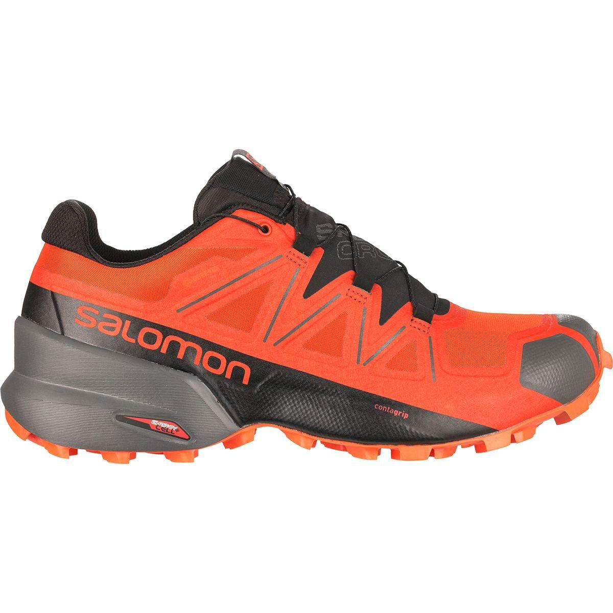 Salomon Salomon Women's Speedcross 5 GTX Trail Running Shoes, BlackBlackPHANTOM, 10.5 from Amazon | People