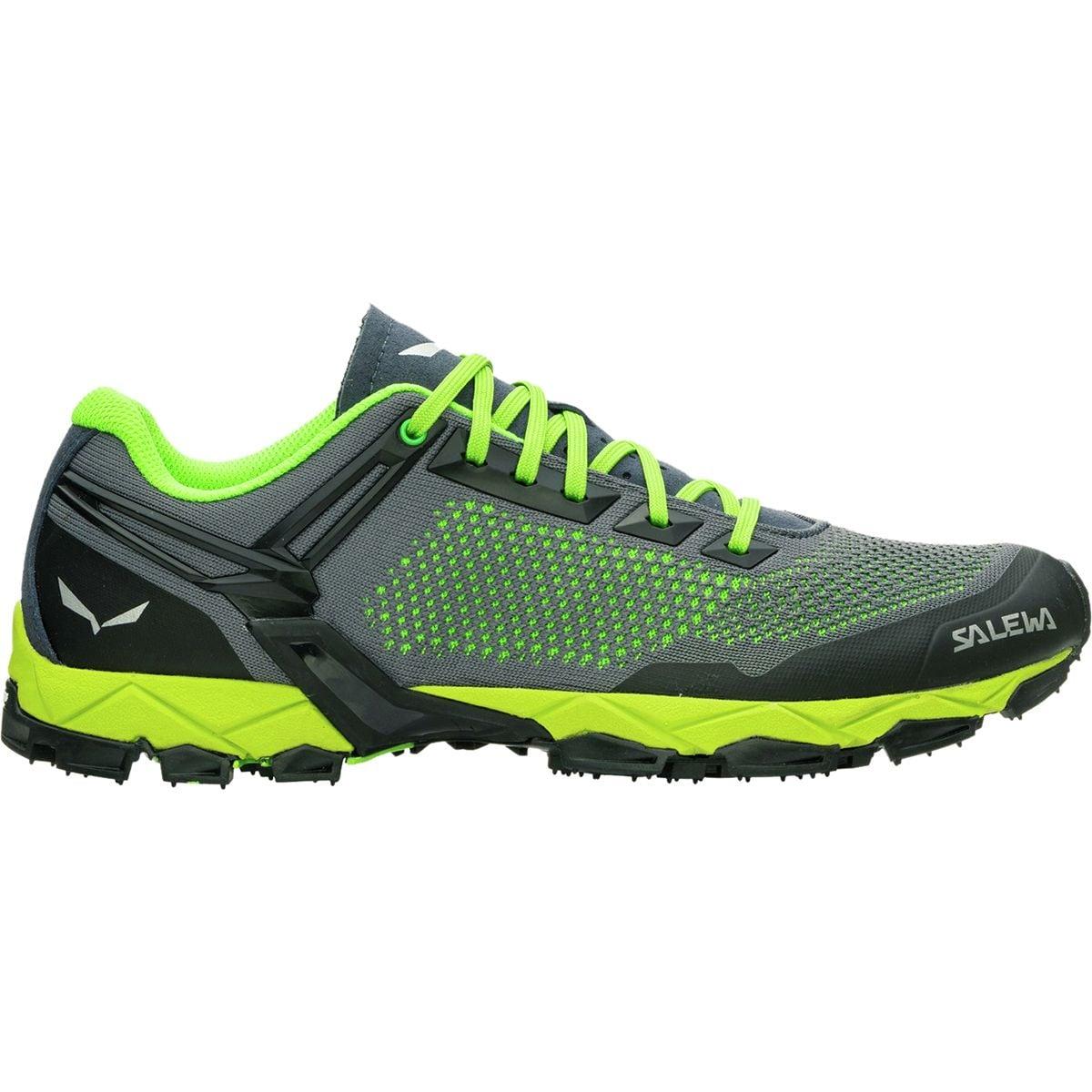 SALEWA MS LITE Train Quiet Shade Cactus Hiking Trail Shoes