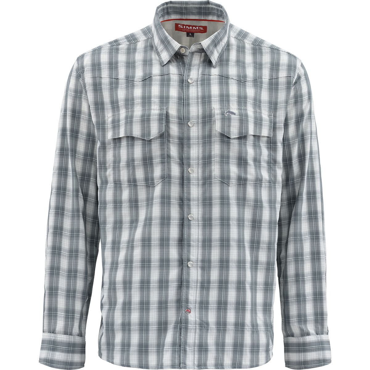 Simms Big Sky Long Sleeve Shirt CLOSEOUT Multiple Colors Available Fishing UPF