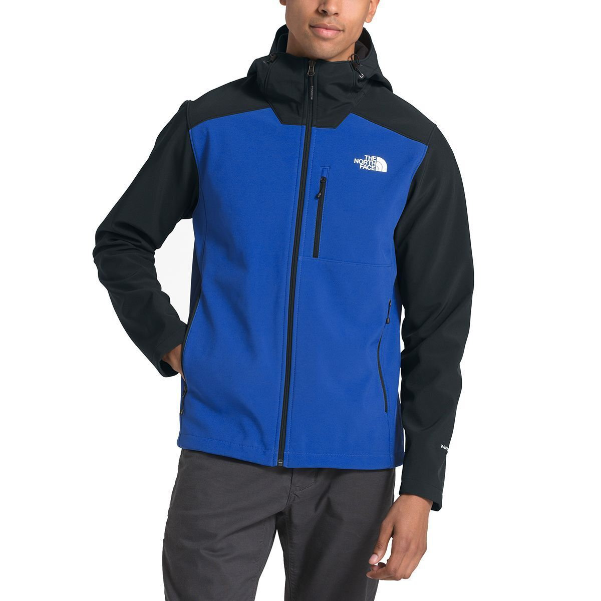 The North Face Apex Bionic 2 Hooded Softshell Jacket Men's