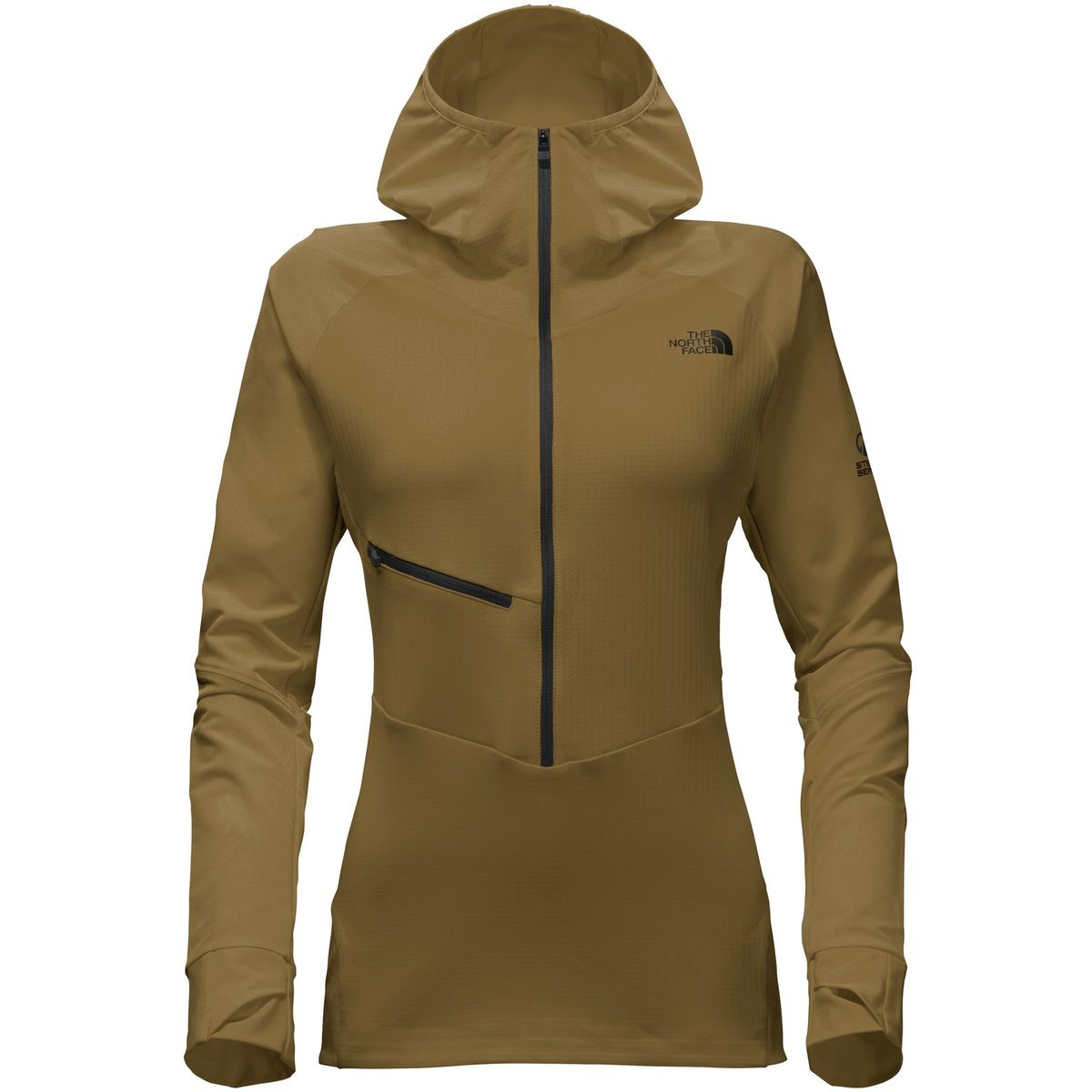 The North Face Respirator Fleece Women's Jacket (Military Olive)