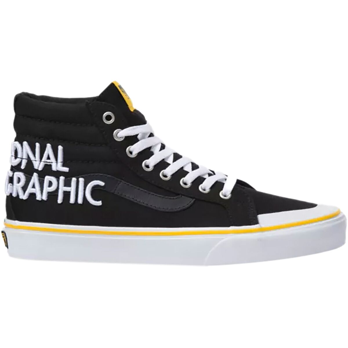 national geographic vans