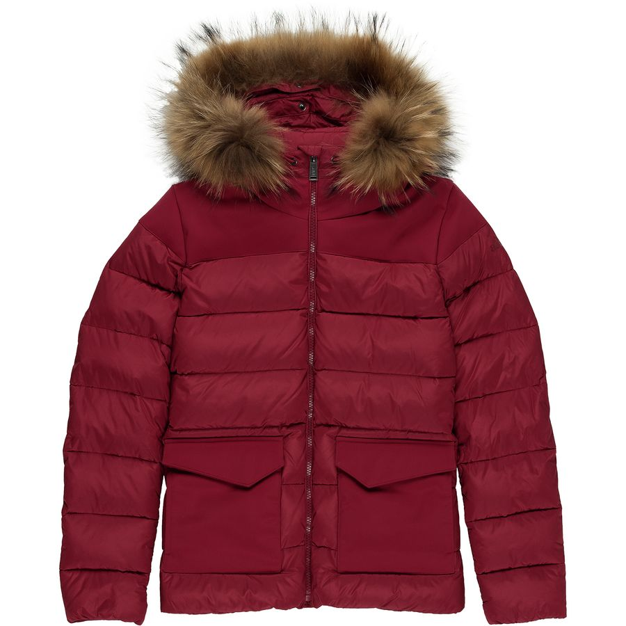 2bbd29f8f2d90 ADD - Down Jacket - Boys  - Molten Lava