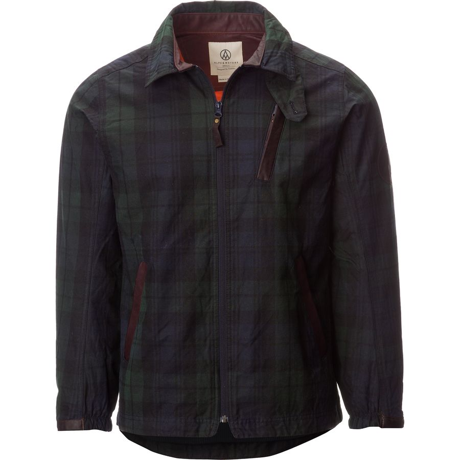 Alps & Meters Classic Shell Jacket - Mens