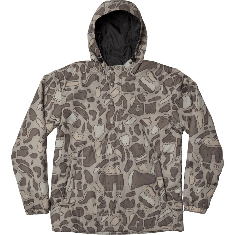 Airblaster Puffin Insulated Pullover - Mens
