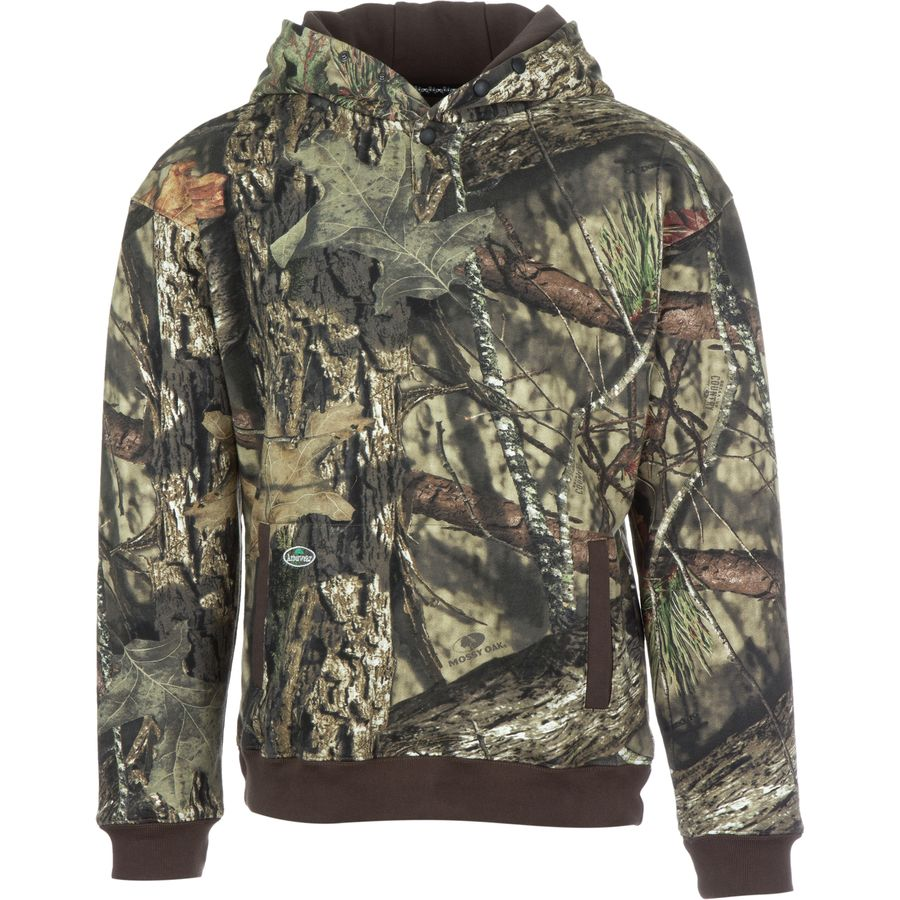 Arborwear Double Thick Mossy Oak Pullover Hoodie - Mens