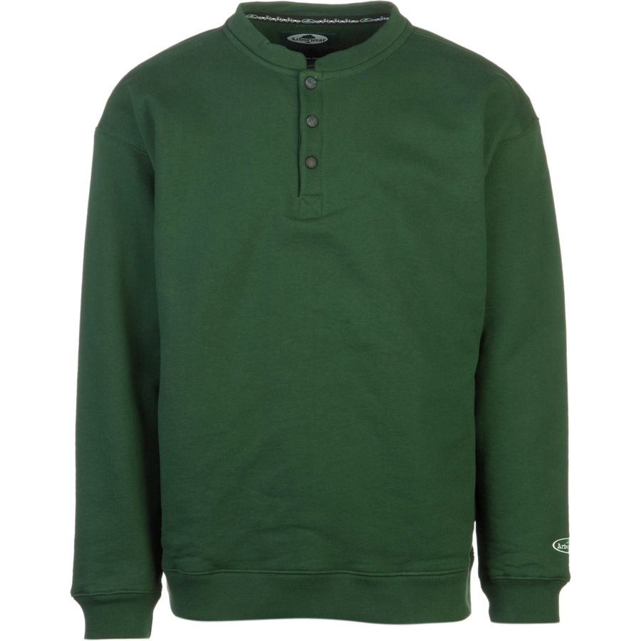 Arborwear Double Thick Crew Sweatshirt - Mens