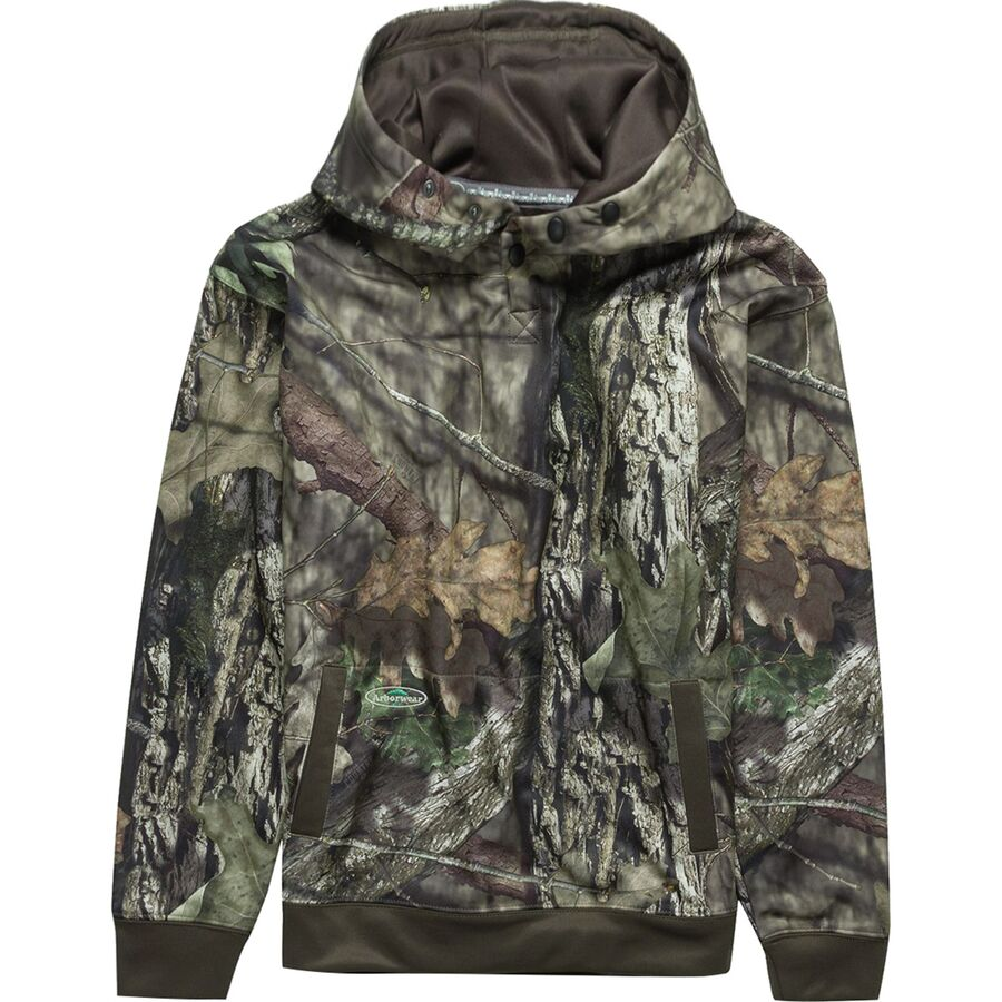 5d63edb1ac8d Arborwear - Tech Double Thick Pullover Hoodie - Men s - Mossy Oak Break-Up  Country