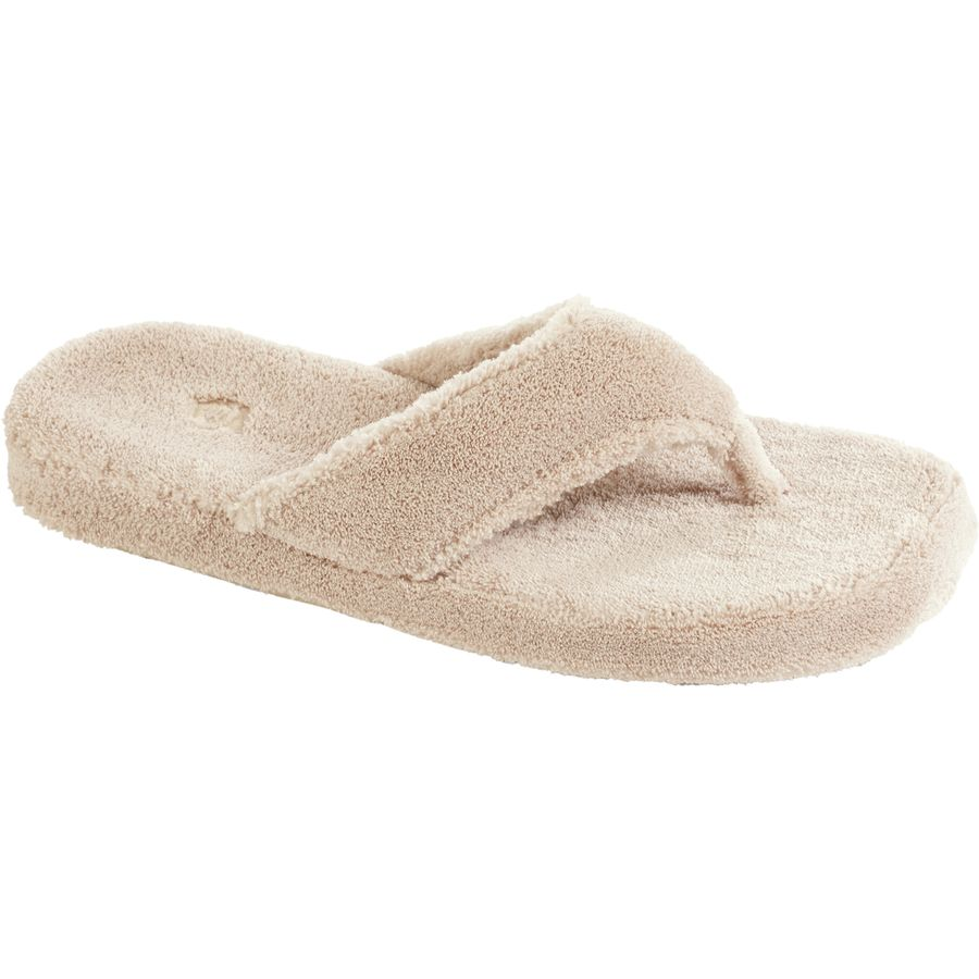 0ad9482c7fa5 Acorn Spa Thong Slipper - Women s