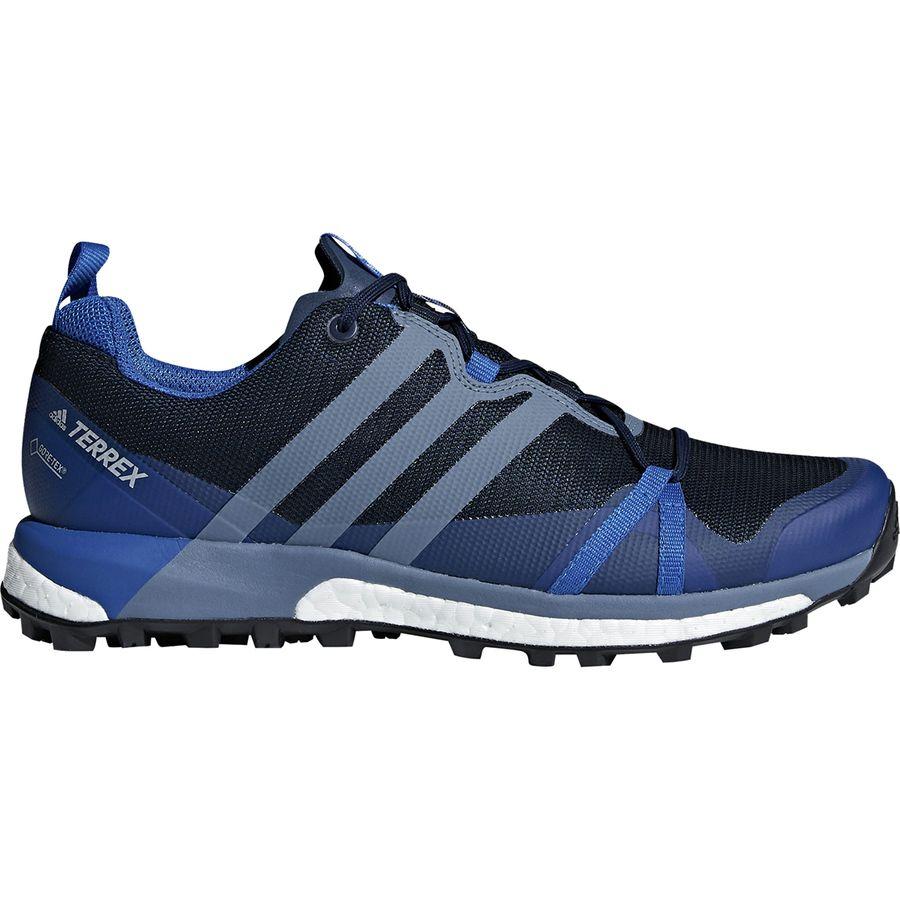 3b20fce559ca0 Adidas Outdoor - Terrex Agravic GTX Shoe - Men s - Collegiate Navy Raw  Steel
