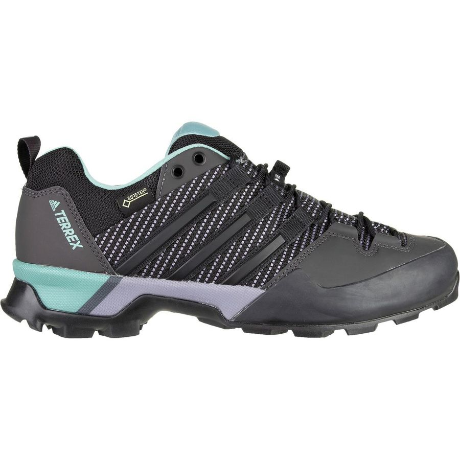 dcfae6dd6a1f1e Adidas Outdoor - Terrex Scope GTX Approach Shoe - Women s - Trace Grey Black