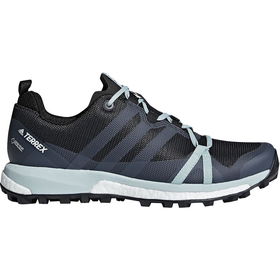 outlet store sale 5cec2 22948 Adidas Outdoor - Terrex Agravic Boost GTX Shoe - Womens - CarbonGrey  Three