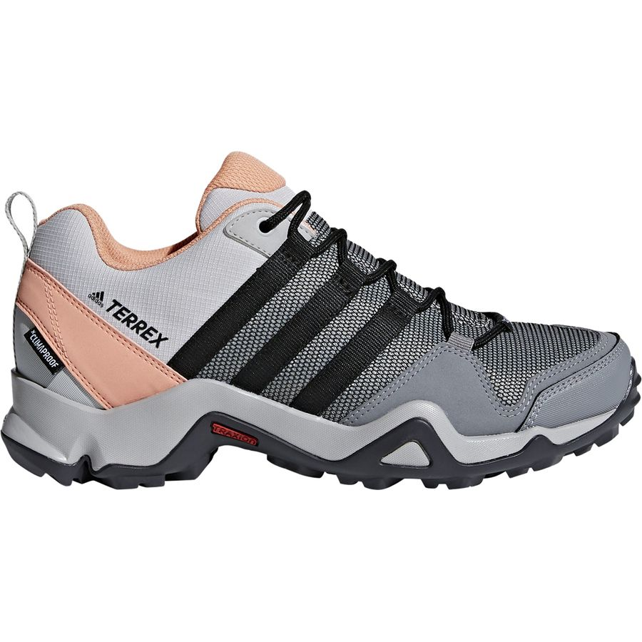 Adidas Outdoor - Terrex AX2 CP Hiking Shoe - Women s - Grey Two Black  383abe742