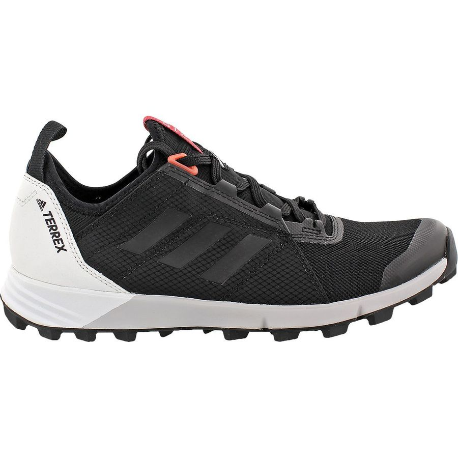 Adidas Outdoor - Terrex Agravic Speed Trail Running Shoe - Women s - Black  Black  1d6e5b9bea