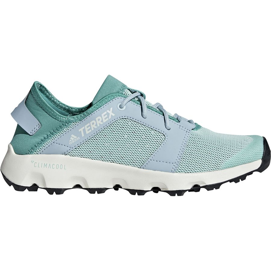 Adidas Outdoor - Terrex Climacool Voyager Sleek Shoe - Women s - Clear  Mint True Green 14b423667