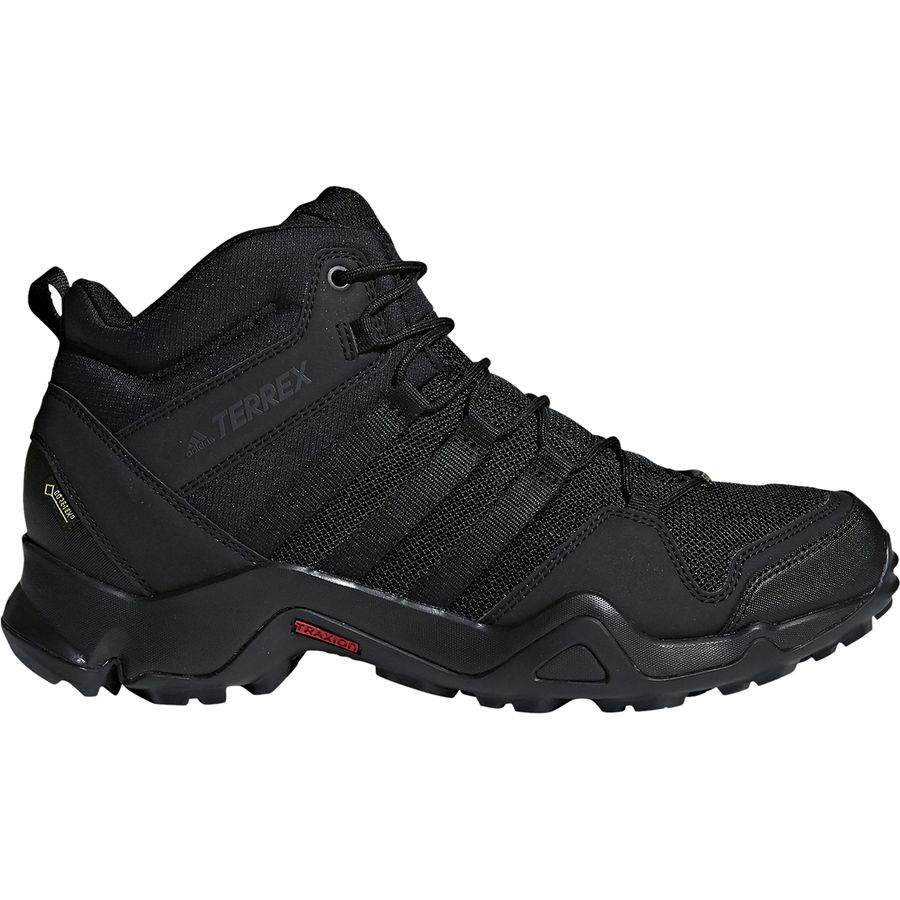 official photos 2efff 09b7a Adidas Outdoor - Terrex AX2R Mid GTX Hiking Boot - Mens - BlackBlack
