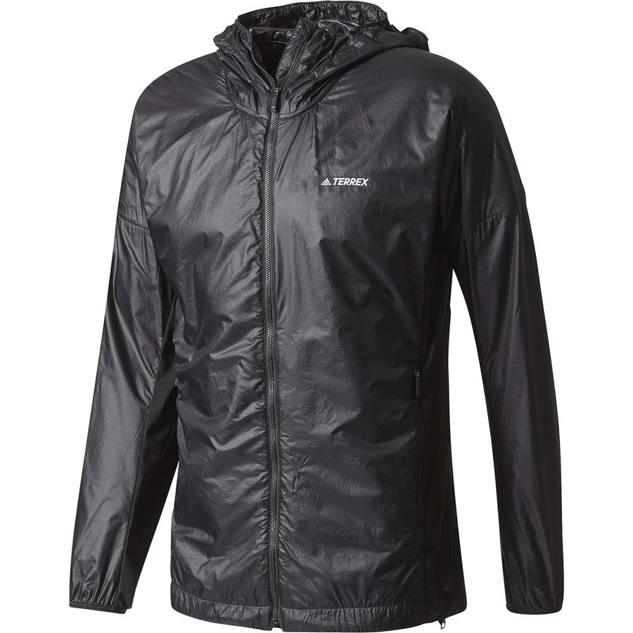Adidas Outdoor Agravic Alpha Shield Hoodie - Mens