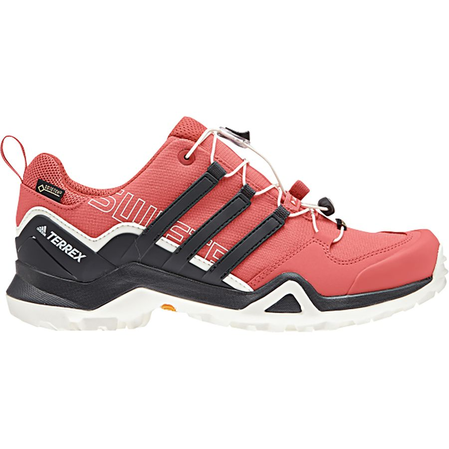 464be8a1698ef Adidas Outdoor - Terrex Swift R2 GTX Hiking Shoe - Women s - Trace  Scarlet Carbon