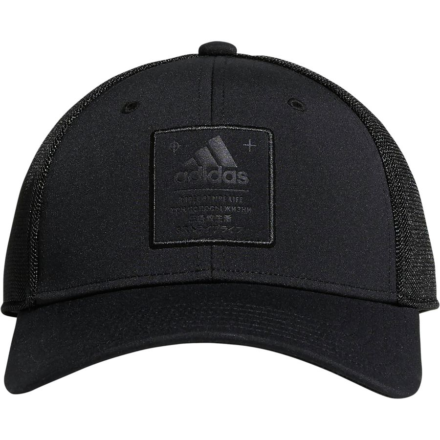 Adidas Outdoor - Arrival Snapback Hat - Black 13c879f83e76