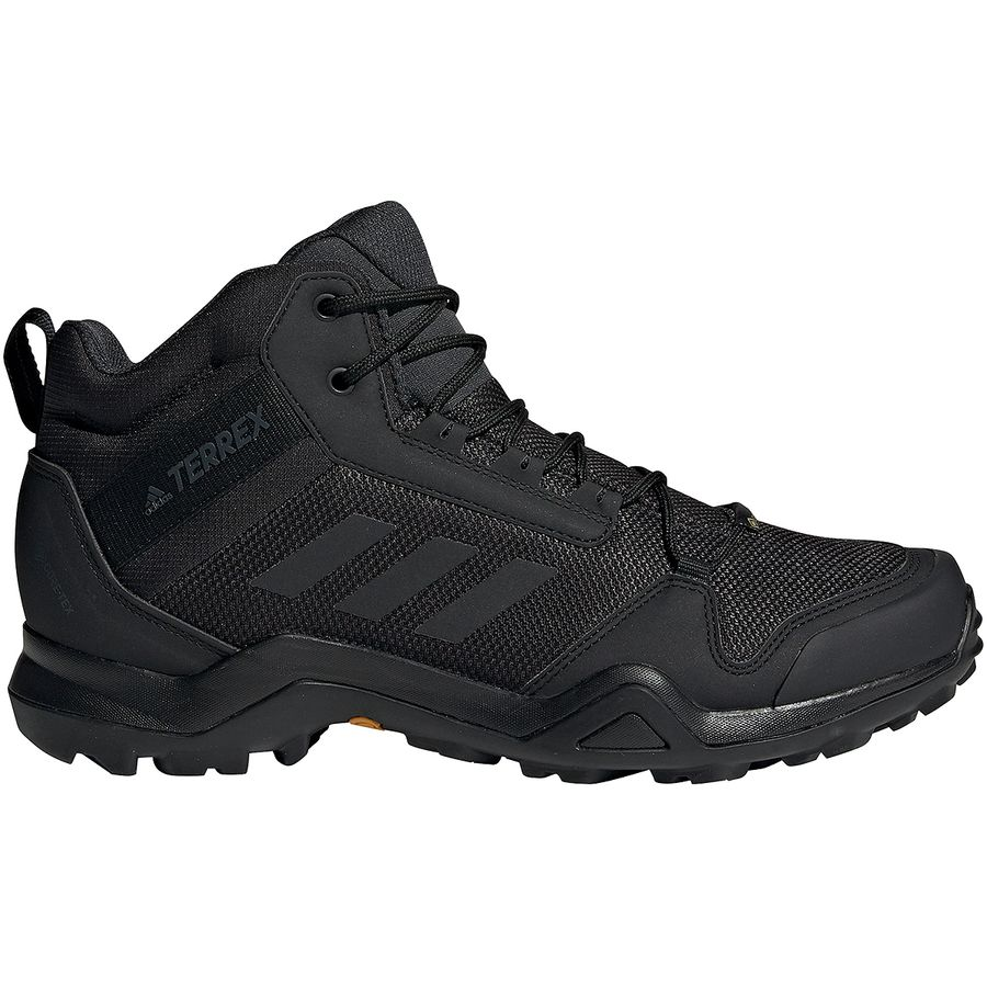 watch 4ff1e d22df Adidas Outdoor - Terrex AX3 Mid GTX Hiking Boot - Men s - Black Black