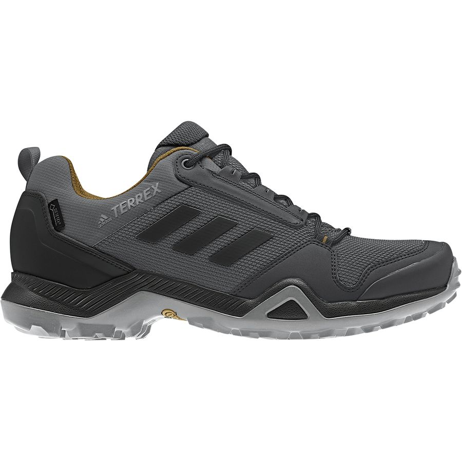 1e9a96e6f7a82 Adidas Outdoor - Terrex AX3 GTX Hiking Shoe - Men s - Grey Five Black
