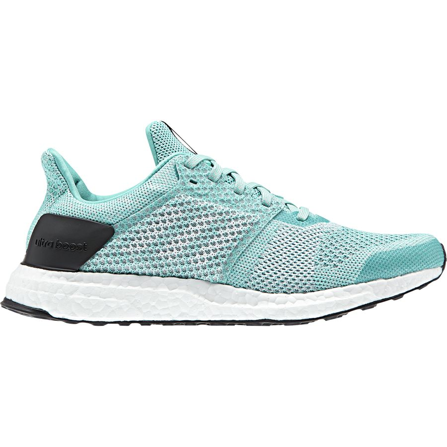 buy popular bcb52 c2aad Adidas - Ultraboost ST Running Shoe - Women s - Blue Spirit Ftwr White Chalk