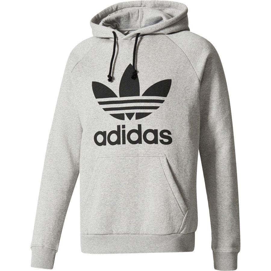 adidas trefoil pullover hoodie men 39 s. Black Bedroom Furniture Sets. Home Design Ideas