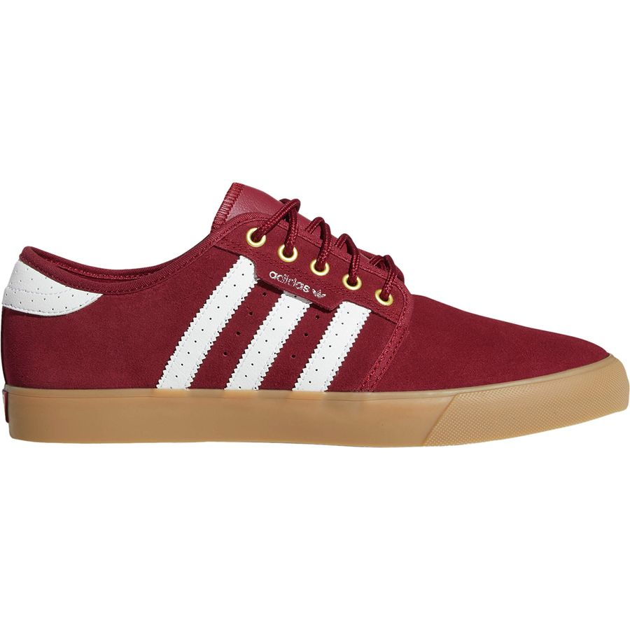 Adidas Seeley Burgundy White Gold