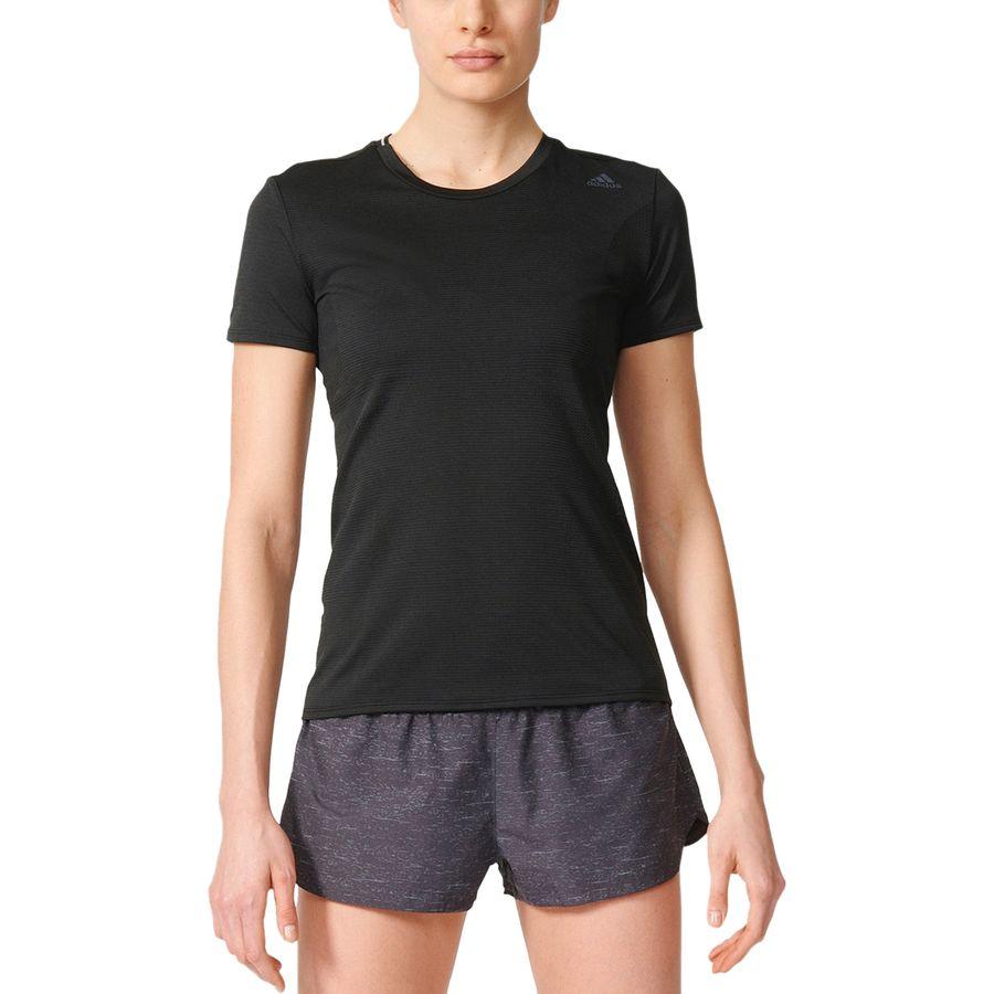 Adidas Supernova Short-SleeveT-Shirt - Womens