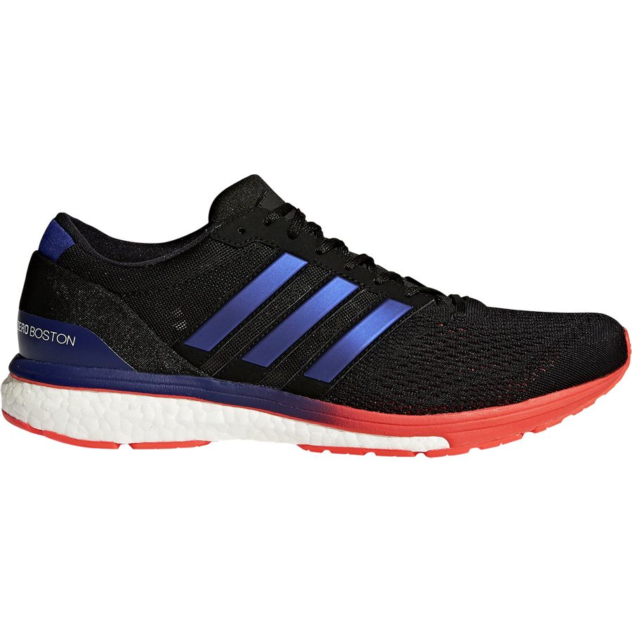 3914a2e0ea3535 Adidas - Adizero Boston 6 Running Shoe - Men s - Core Black Real Purple