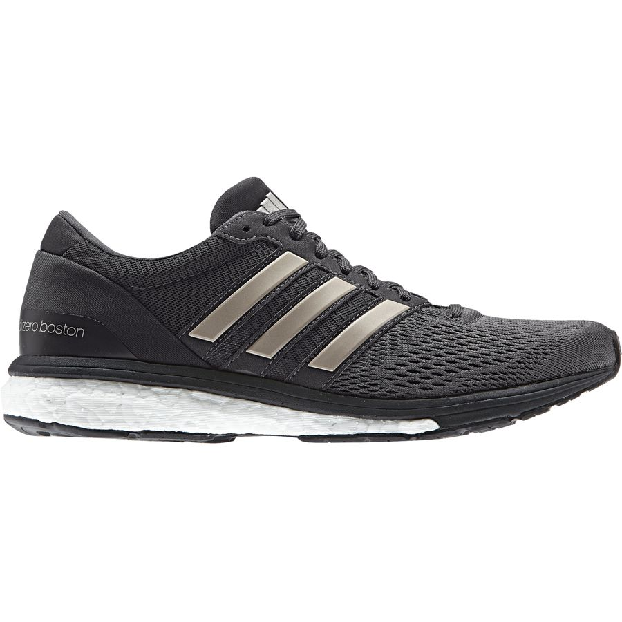 444f868c9bc Adidas - Adizero Boston 6 Running Shoe - Women s - Utility Black Platin Met