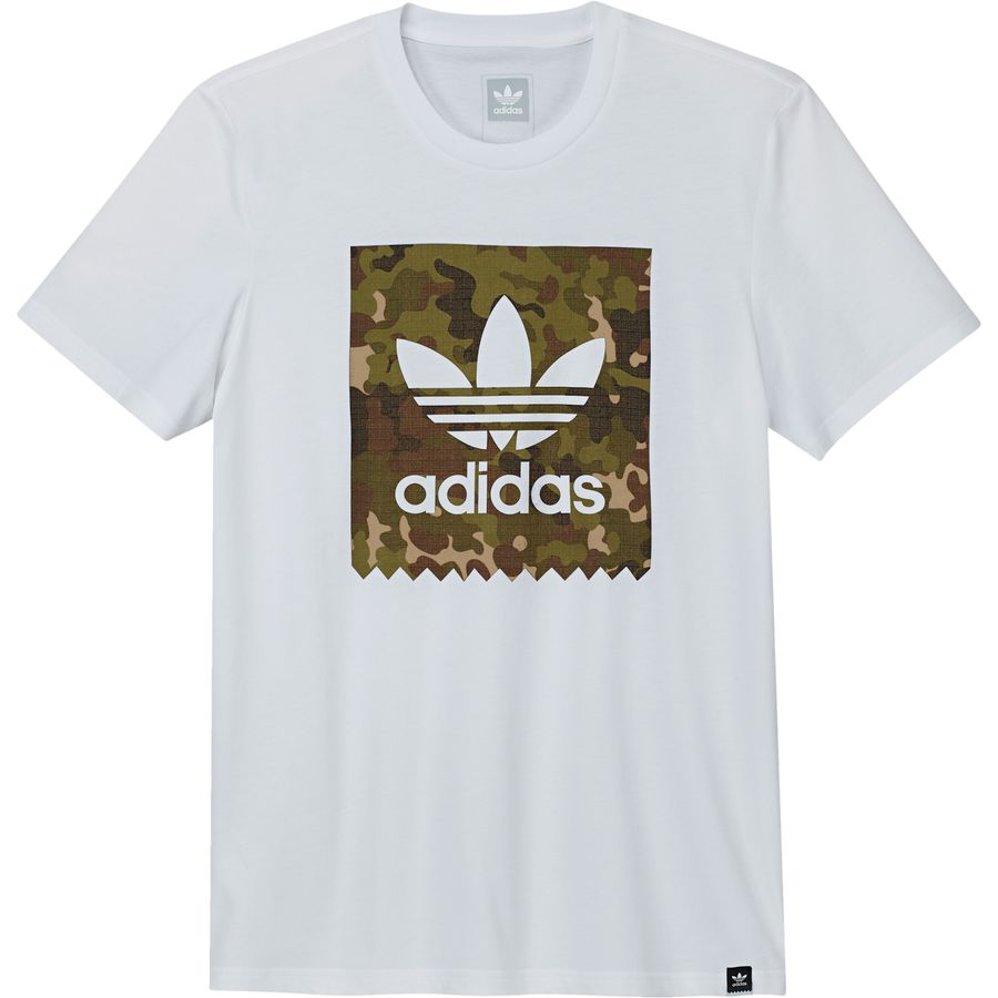 Adidas Camo Blackbird T-Shirt - Mens