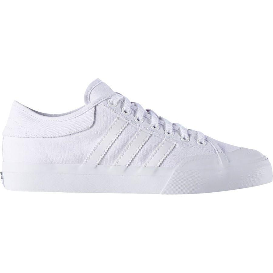 Adidas - Matchcourt Adv Shoe - Mens - WhiteWhiteWhite
