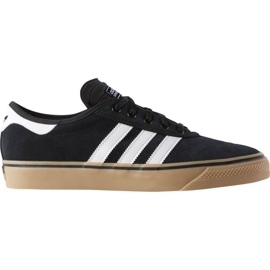 Adidas - Adi-Ease Premiere Adv Shoe - Men's - Black/White/Gum4