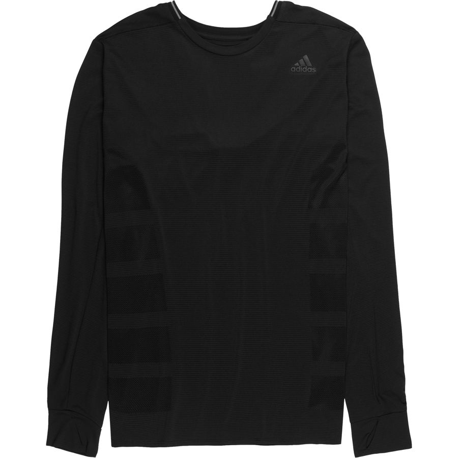 Adidas Supernova Long-Sleeve T-Shirt - Mens