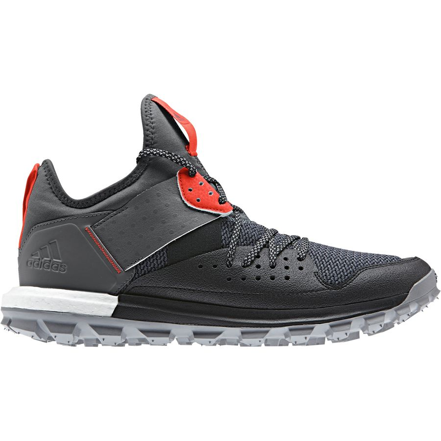 separation shoes 87f0c aaebf ... discount code for adidas response tr running shoe mens core black grey  five energy 96836 e1f9d