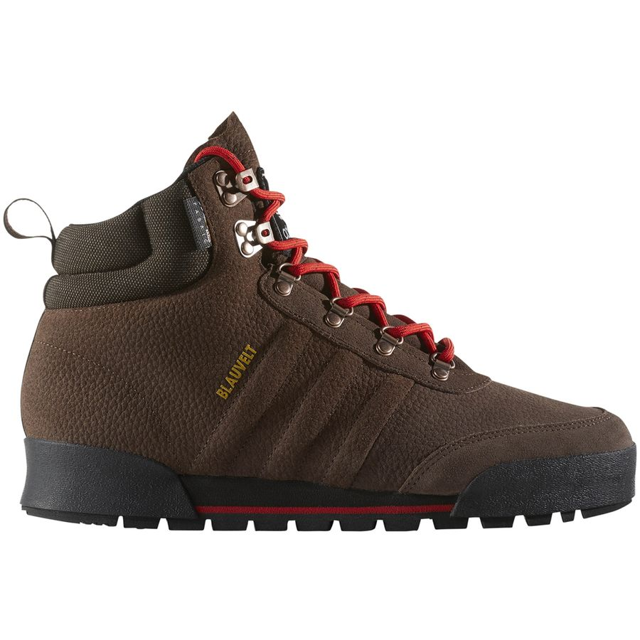 Adidas - Jake 2.0 Boot - Men's - Brown/Scarlet/Core Black