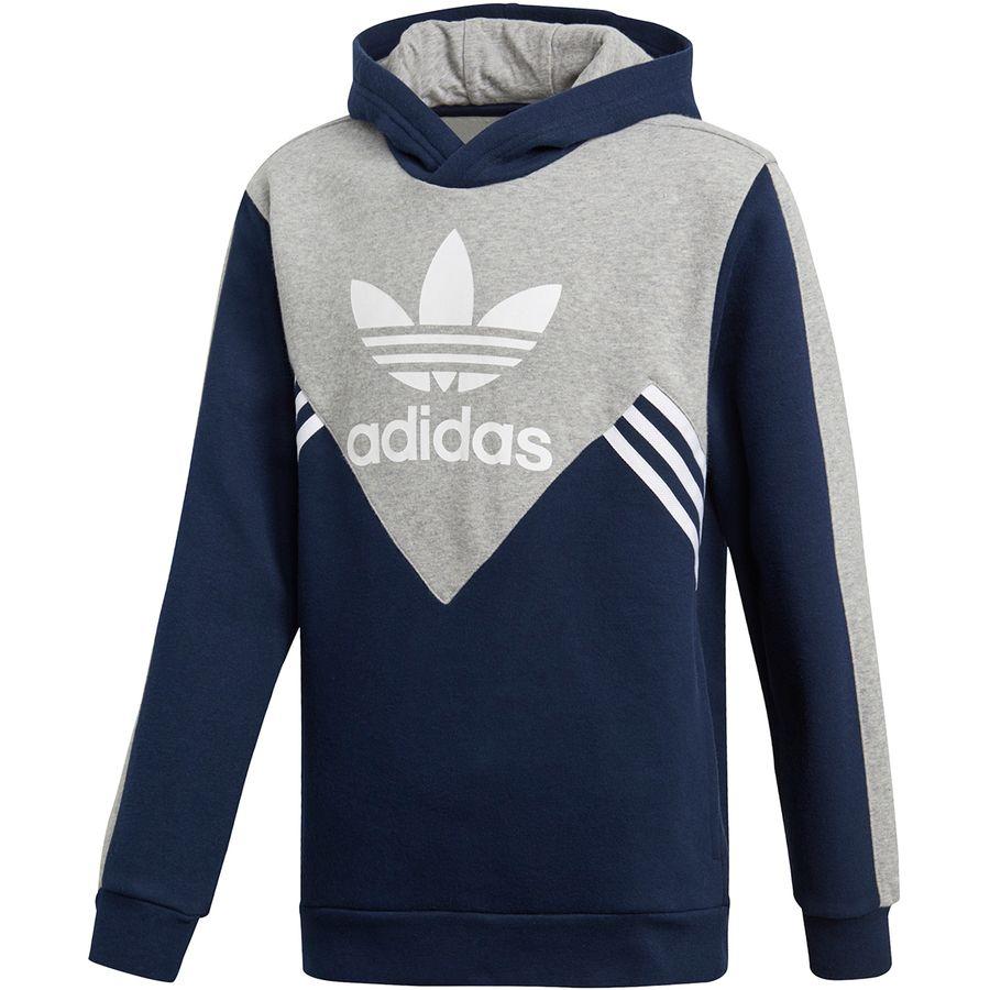 dfdb58b0c7ef Adidas - J M FL Hooded Sweatshirt - Boys  -